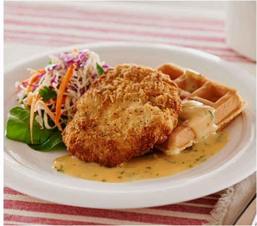 Whole Foods Buttermilk Fried Chicken